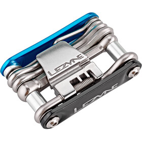 Lezyne RAP-14 Multitool, blue/black